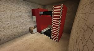 Modern House Bunk Beds With Desk Minecraft Project - Minecraft bunk bed
