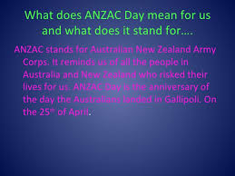 anzac day by megan