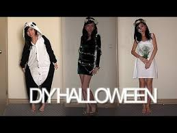 Girls Panda Halloween Costume Diy Halloween Costumes Ideas