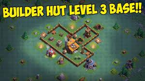 clash of clans second village update builder hut level 3