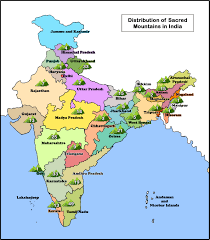 Terminus Cave Map Sacred Mountains Of India