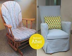 rocking chair cover how to sew a rocking chair slipcover chair slipcovers rocking