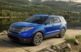 Ford Explorer Blue - 2015 ford explorer new image 18425 ford wallpaper edarr com