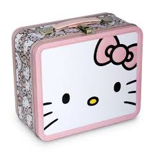 Toaster Face 125 Best I Hello Kitty Metals Lunch Box Images On Pinterest