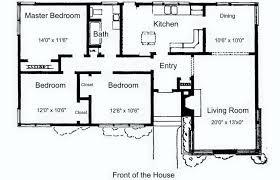 3 bedroom bungalow floor plan decoration 3 bedroom bungalow floor plans