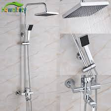 8 Inch Faucet Bathroom by Online Get Cheap Wall Faucets Bathroom Aliexpress Com Alibaba Group