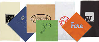 printglobe cheap personalized napkins printed bulk napkins