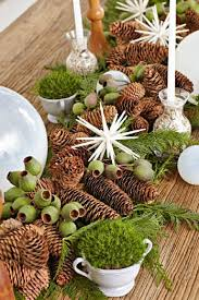 Christmas Table Decoration Uk by 22 Most Beautiful Christmas Table Decorations Cathy