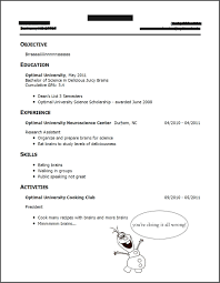 Should I Put An Objective On My Resume What To Put For An Objective On A Resume Specializationscrewed Ga