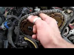 cadillac cts timing chain 05 cts timing chain problem fix diy v6