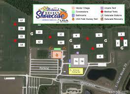 Lakewood Ranch Florida Map by The National Hockey Showcase