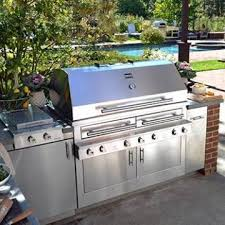 Backyard Classic Professional Hybrid Grill Custom Outdoor Kitchens