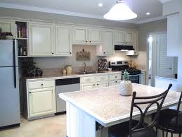 Square Kitchen Islands Chic Small Galley Kitchen With Island With White Wooden Kitchen