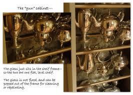 Glass Gun Cabinet Gun Cabinet Freddy U0026 Petunia