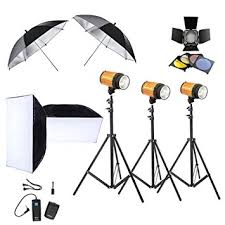 Photography Lighting Kit Amazon Com Neewer Photography Photo Studio Lighting Kit 900w