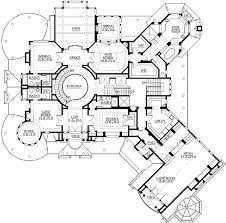 grand floor plans plan 23222jd grand estate home with lots of extras craftsman