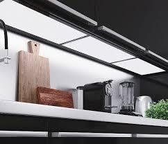 eclairage cuisine sous meuble les éclairage lumineux