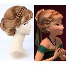 anna from frozen hairstyle pictures on princess anna frozen hairstyle cute hairstyles for