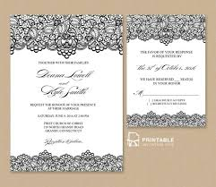 wedding invitation format wedding invitation format pdf tomyumtumweb