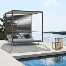 outdoor möbel gartenbetten alle hersteller aus architektur und