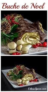 cuisine de noel 2014 buche noel analida s ethnic spoon