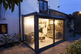 modern extensions modern glass extensions apropos conservatories