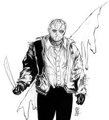 michael myers coloring pages eliolera com