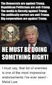 Anti Democrat Memes - 25 best memes about anti trump anti trump memes