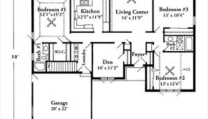 amazing design ideas ranch with basement floor plans style house