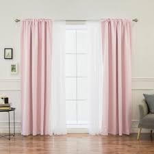 Blush Pink Curtains Buy Light Pink Curtains From Bed Bath Beyond