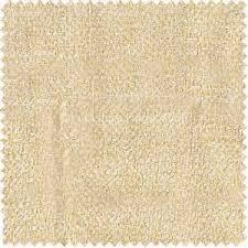 beige colour soft texture basket weave feel chenille plain beige colour