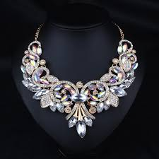 aliexpress necklace statement images Luxury necklace 2015 fashion statement necklace pendant necklace jpg