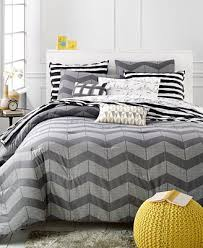 closeout whim by martha stewart collection grey spot chevron