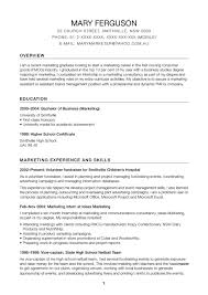Resume Summary Of Qualifications Samples by Resume Copywriter Resume Sample Fast Trax Restaurant Best Resume