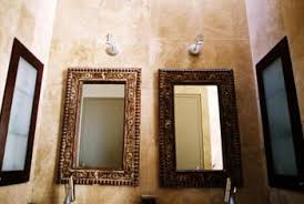 bathroom wall colors with bronze accessories home guides sf gate