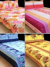 buy luxury queen fab 4 double bedsheets 4bs1 online at best