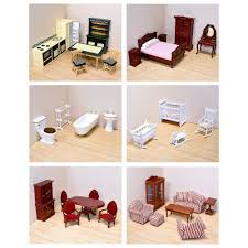 Dollhouse Modern Furniture by Making Doll House Furniture Is Fun Creative Skilled Hands On