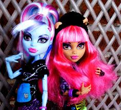 Howleen Wolf 13 Wishes Mh Bgff Howleen And Abbey By Mistralla On Deviantart