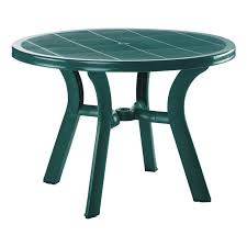 plastic rectangular outdoor table green resin patio table and chairs coryc me