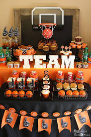 party ideas for best 25 basketball party ideas on basketball party