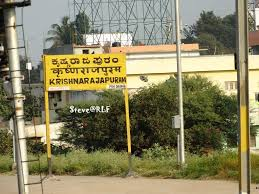 R Train Map Krishnarajapuram Railway Station Map Atlas Swr South Western Zone