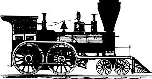 steam train clipart clipartxtras