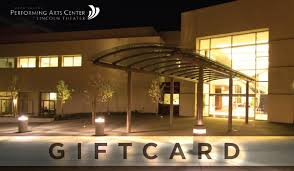 theater gift cards lincoln theater gift cards napa valley performing arts center
