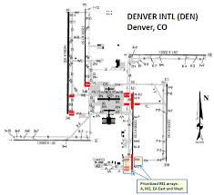 Denver Colorado Airport Map by Airport Configuration Bcbbc Iplayer