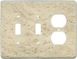 travertine light switch plates switch plates outlet covers wall plate design ideas