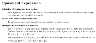 equivalent expressions 7ee 1 u00262 mrs johnson 7th grade math wms