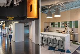 warren distribution center bvh architecture
