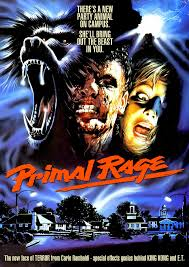 the horrors of halloween primal rage 1988 posters clips and