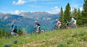 Vail Mountain Map Vail Mountain Colorado Year Round Seasonal Outdoor Activities