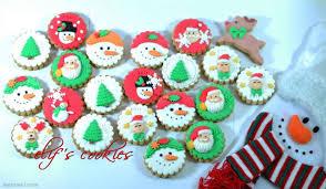10 best christmas cookie decoration ideas
